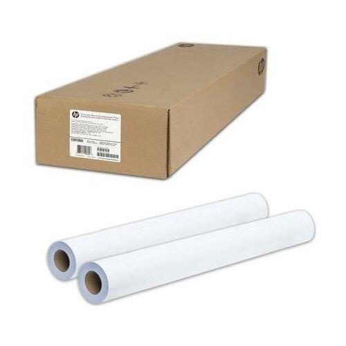Фото - HP C0F19A Самоклеющийся полипропилен для плоттера матовый, рулон A0 36 914 мм x 22.9 м, 180 г/м2, Everyday Adhesive Matte Polypropylene, втулка 2 50.8 мм, для водорастворимых и пигментных чернил [в упаковке 2 шт., цена за упаковку] hp c2t53a полипропилен для плоттера матовый рулон a0 36 914 мм x 23 м 140 г м2 everyday matte polypropylene втулка 2 50 8 мм для водорастворимых и пигментных чернил [q