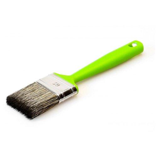 Кисть флейцевая д/лазурей и грунтовок 50х14мм Лазурный берег (67050) 3 шт.