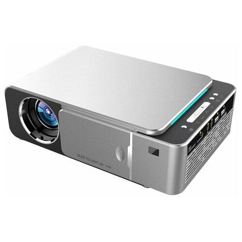 Фото - Проектор Everycom T6A WiFi серебристый проектор everycom t6 sync серебристый