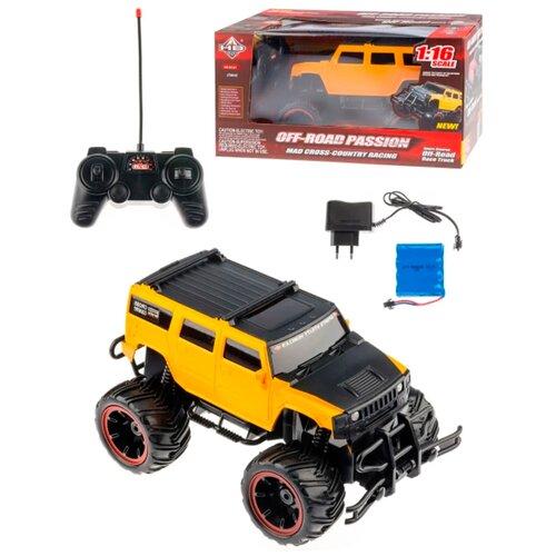 Машина на радиоуправлении / Радиоуправляемый джип / Игрушка на д/у детская игрушка radC-OD2Nyellow01