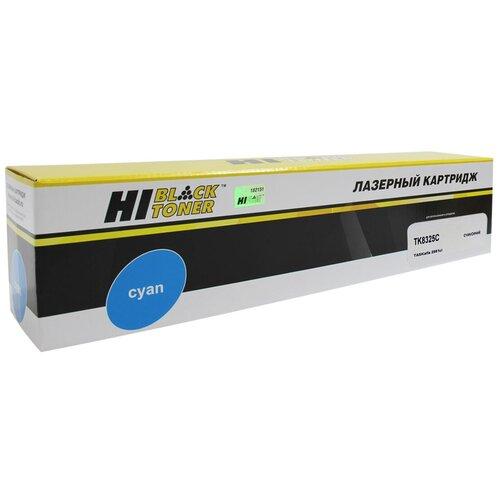 Тонер-картридж Hi-Black (HB-TK-8325C) для Kyocera TASKalfa 2551ci, C, 12K