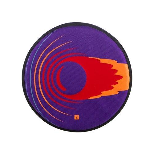 Купить Диск фрисби сверхмягкий COMETE OLAIAN Х Decathlon Яркий Фиолетовый, Фрисби