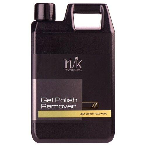 IRISK PROFESSIONAL Irisk, Gel Polish Remover - жидкость для снятия гель-лака, 500 мл runail professional жидкость для снятия мультилака и гель лака 2384 200 мл