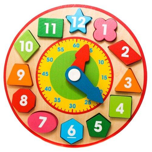 Купить Часы, Melissa Doug (сортер, арт 8593), Melissa & Doug, Сортеры