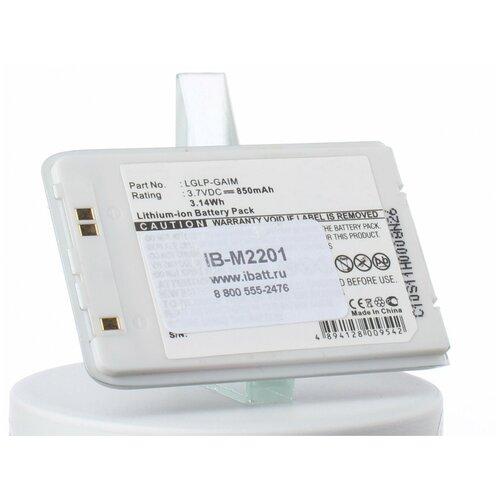 Аккумулятор iBatt iB-B1-M2201 850mAh для LG LGLP-GAIM