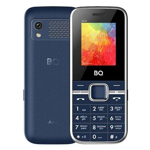 Сотовый телефон BQ 1868 ART+ Blue