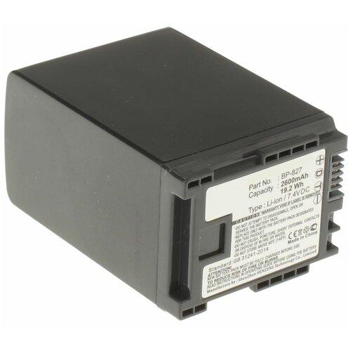 Фото - Аккумуляторная батарея iBatt 2600mAh для Canon VIXIA HF M30, VIXIA HF G10, VIXIA HF200, VIXIA HF S100, VIXIA HF S21, VIXIA HF G30, VIXIA HF G20, VIXIA HF M40 буклетмейкер delta hf 25