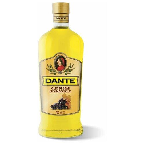 Olio Dante / Масло из Косточек Винограда Olio Dante / Grapeseed Oil / 0,75 л / стекло / Италия