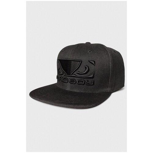 Бейсболка/Кепка Bad Boy Logo 3D Snapback черная недорого