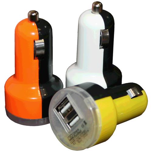 Автомобильное зарядное USB устройство В прикуриватель ТРИАДА-740