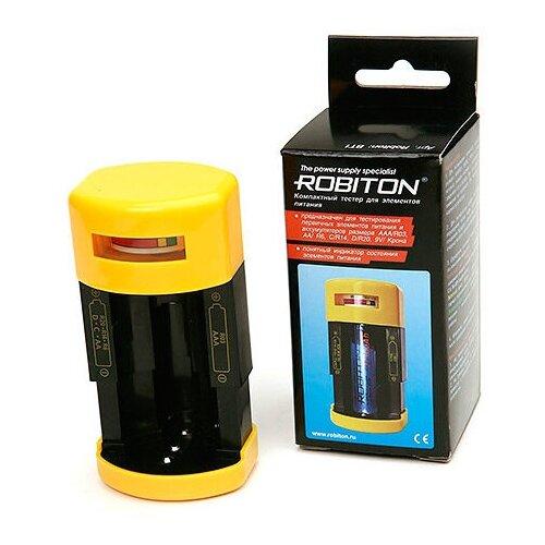 Фото - Тестер уровня заряда Robiton BT1 7208 marc jacobs marc jacobs туалетная вода тестер 75 мл