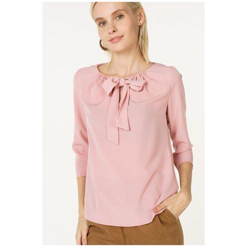 Блуза adL, размер 46/L, розовый