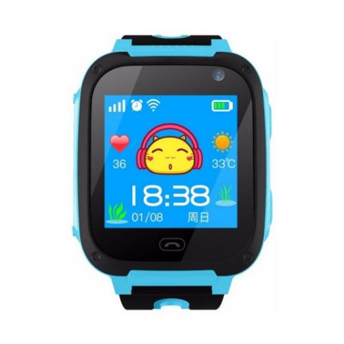 Фото - Детские умные часы Beverni S4, голубой умные часы beverni smart watch t58 серебристый