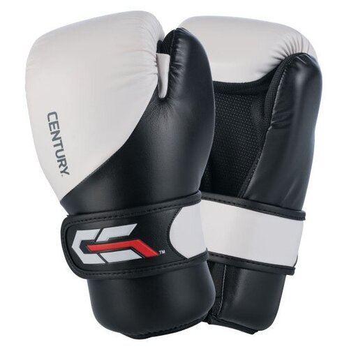 Перчатки спарринговые Century C-Gear WHITE/BLACK M 11540110213