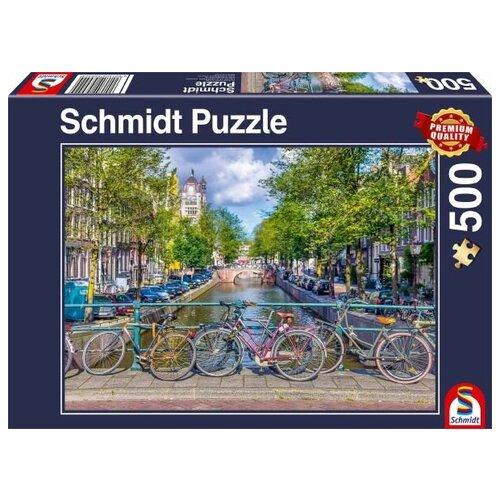 Пазл Schmidt 500 деталей: Амстердам