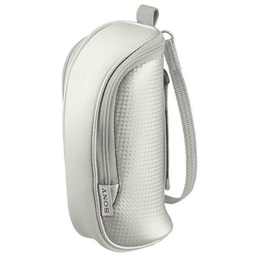 Чехол для видеокамеры Sony LCS-BBE Silver защита от воды серебристый. Внутренние размеры 16x6x6 см. (LCSBBES.6AE)