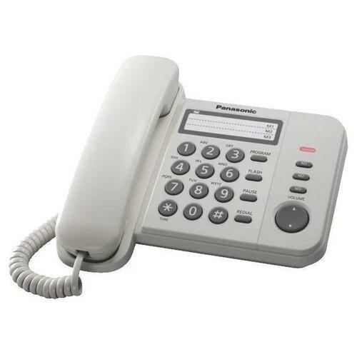 Телефон Panasonic KX-TS2352 Белый