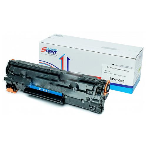 Картридж SolutionPrint CF283A (83А) для HP совместимый