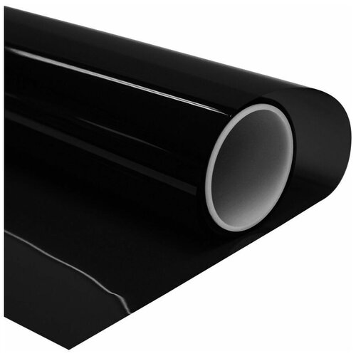 Жесткая съёмная тонировка на передние стекла авто, для ВАЗ 2109, ВАЗ 21099, ВАЗ 2114, ВАЗ 2115, черная-15%