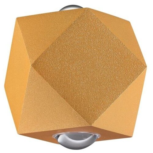 Светильник уличный Odeon Light DIAMANTA, 4220/4WL, 4W, IP54 настенный светильник odeon light diamanta 4220 4wl