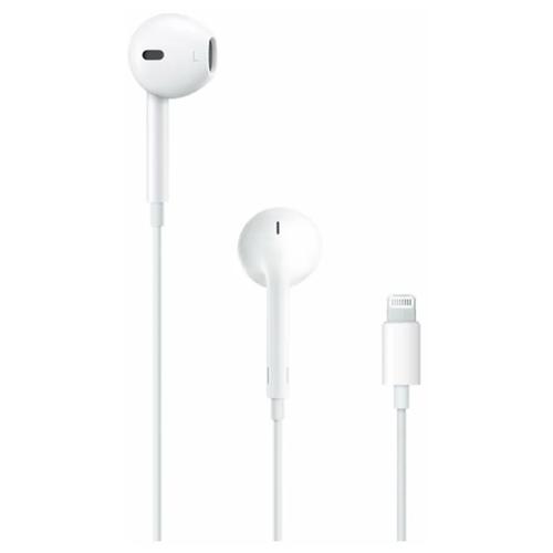 Наушники Apple EarPods (Lightning), белый