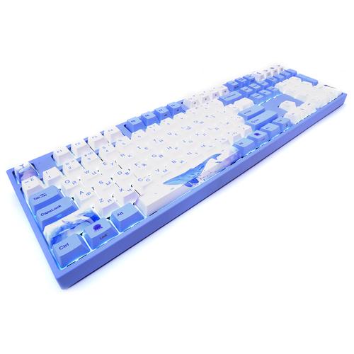 Профессиональная клавиатура Varmilo Sea Melody VA108M Cherry MX Blue