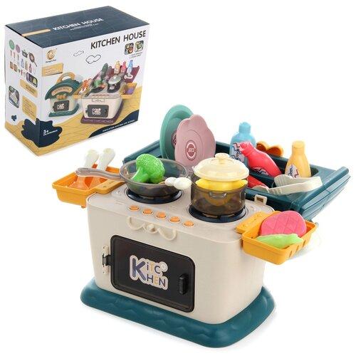 Купить Плита на батарейках Veld co 116048, Детские кухни и бытовая техника