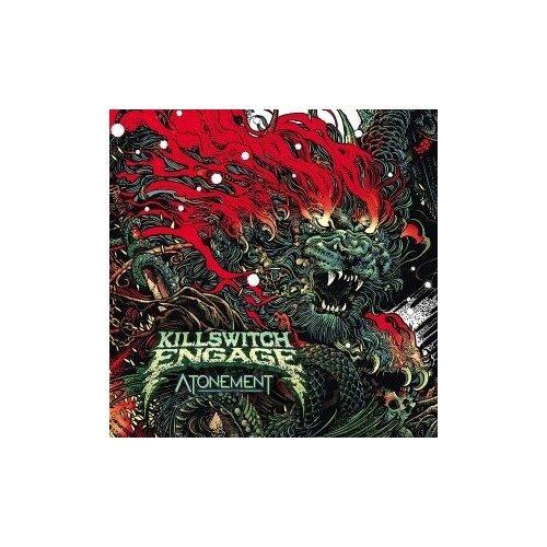 Компакт-диски, Sony Music, KILLSWITCH ENGAGE - Atonement (CD)