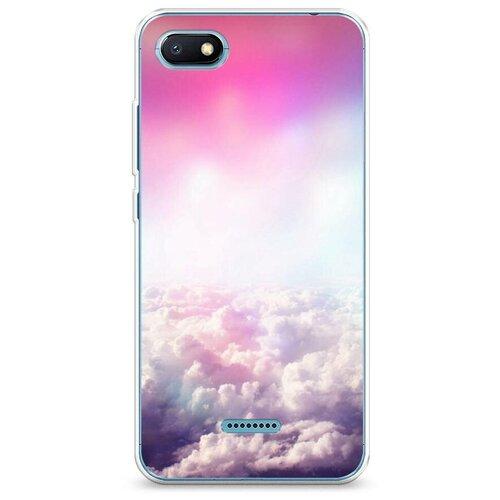 Чехол Силиконовый Xiaomi Redmi 6A Постельные облака