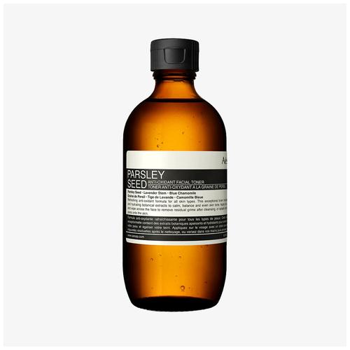 AESOP Parsley Seed AntiOxidant Facial Toner 200 ml тоник для лица с антиоксидантами