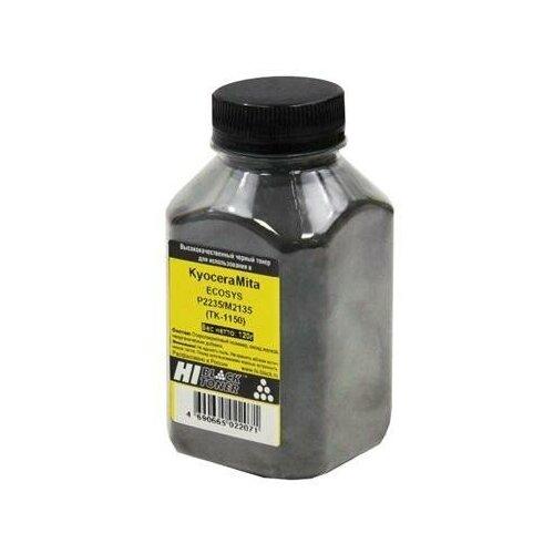 Hi-Black Тонер TK-1150 для Kyocera ECOSYS P2235/M2135 Bk, 120 г, банка