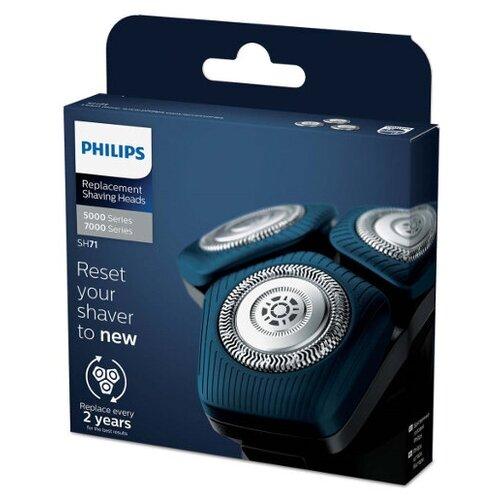 Электробритвы PHILIPS Бритвенные головки для электробритвы Philips SH71/50