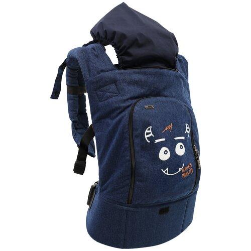 I Love Mum Слинг-рюкзак I love mum Лайт 486 джинс