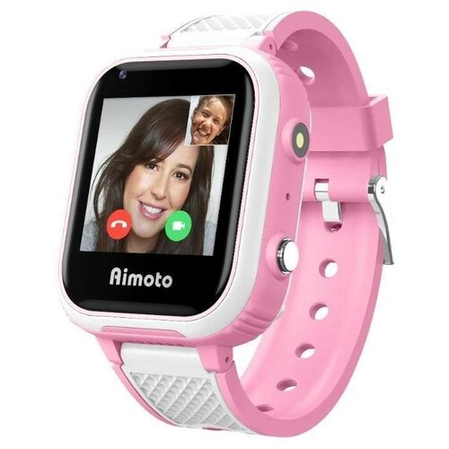 Детские умные часы Aimoto Indigo Розовый