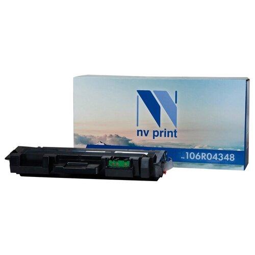 Картридж совм. NV Print 106R04348 черный для Xerox 205/210/215 (3000стр)