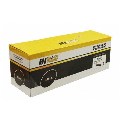 Картридж Hi-Black (HB-CE340A) для HP CLJ Enterprise MFP M775dn/775f/775z, №651A, Bk, 13,5K