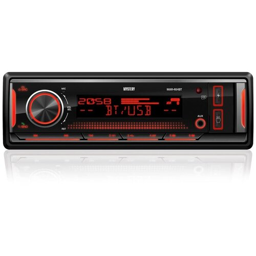 Mystery MAR-464BT Автомобильный MP3/WMA ресивер с Bluetooth