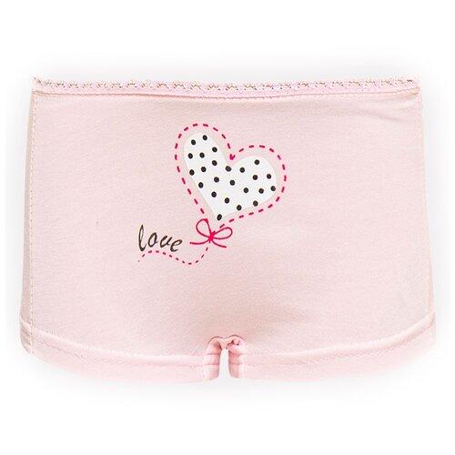 Купить Трусики M&D размер 116, светло-розовый, Белье и купальники