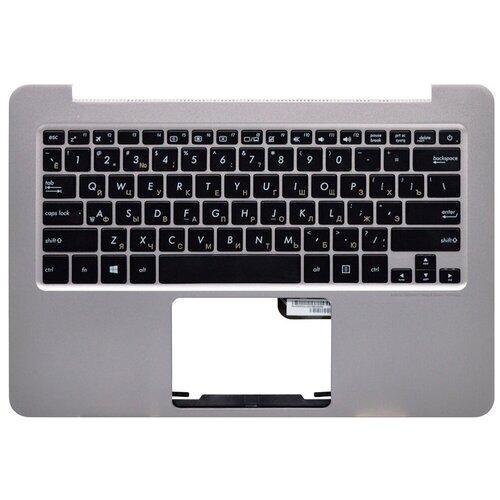 Топ-панель Asus ZenBook UX305F серебро