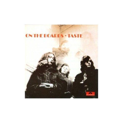 Компакт-диски, Polydor, TASTE - On The Boards (CD) cyril chern chern on dispute boards