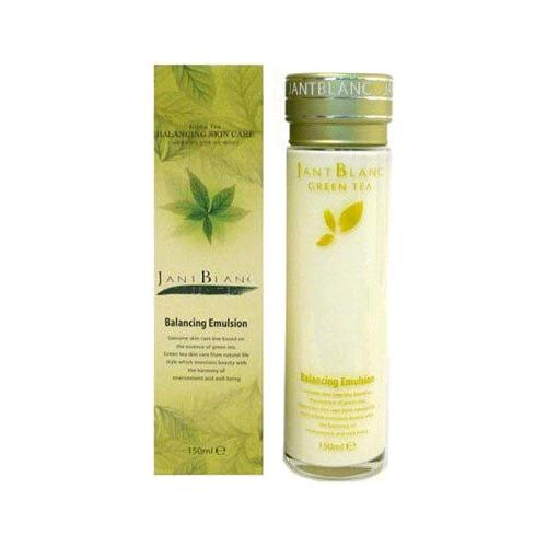 Эмульсия Jant Blanc Green Tea - Balancing Emulsion Балансирующая эмульсия для лица с