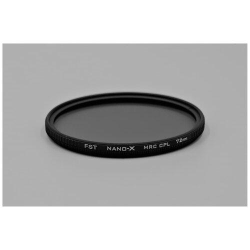 Фото - Поляризационный фильтр FST 72mm Nano-X CPL поляризационный фильтр fst 77mm nano x cpl