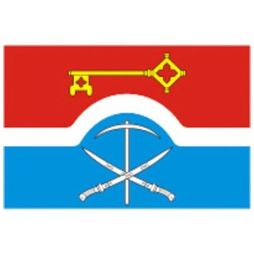 Флаг Донецка (Ростовская область)