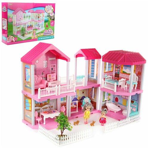 Домик для куклы Veld co 101960