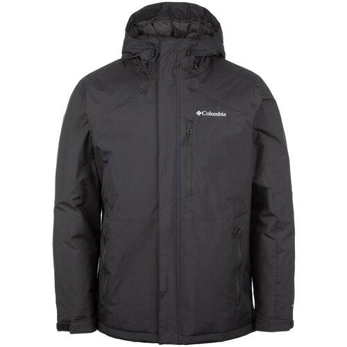 Куртка Columbia размер XL, черный columbia куртка утепленная мужская columbia snow country™ размер 46
