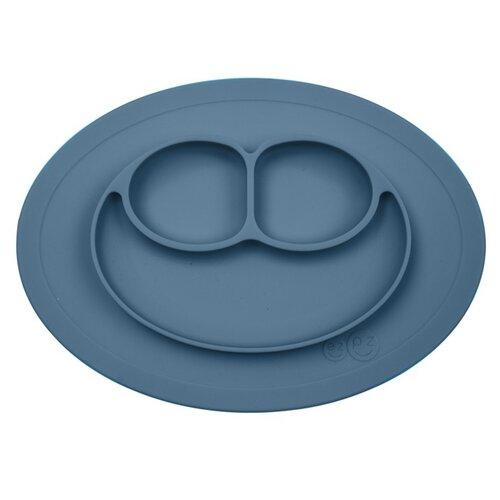 Купить Тарелка EZPZ Mini mat, индиго, Посуда