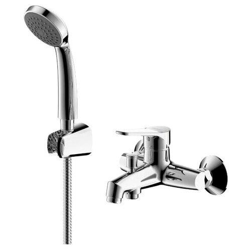 Фото - Bravat Смеситель Bravat Emeralda F6135147CP-B-RUS для ванны с душем смеситель для ванны bravat fit f6135188cp b rus хром
