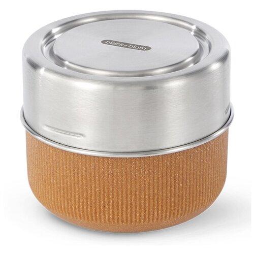 Ланч-бокс glass lunch pot светло-коричневый 600 мл