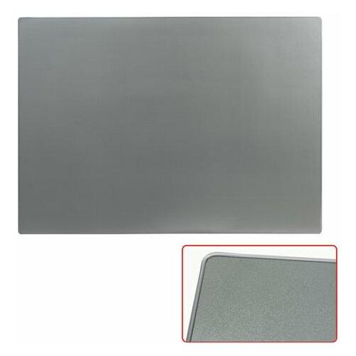Коврик-подкладка для письма ДПС настольный, 655*475 мм, прозрачный, серый (2808-506)