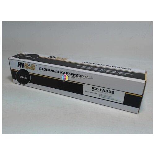 Тонер-картридж для Panasonic KX-FL513RU, 511, 541, 543, FLM653 KX-FA83A (Hi-Black)